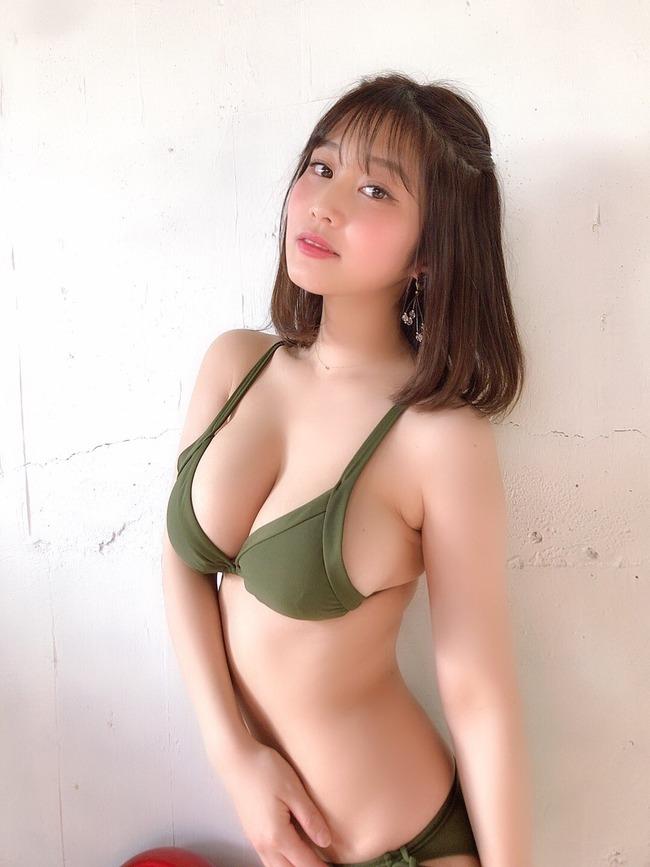 スタイル抜群Hカップグラドル!!高橋凛のおっぱい好きにはたまらない(〃ω〃)モェ!!ww×29P