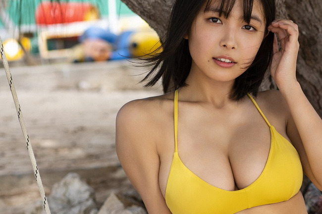 寺本莉緒 グラビア (14)