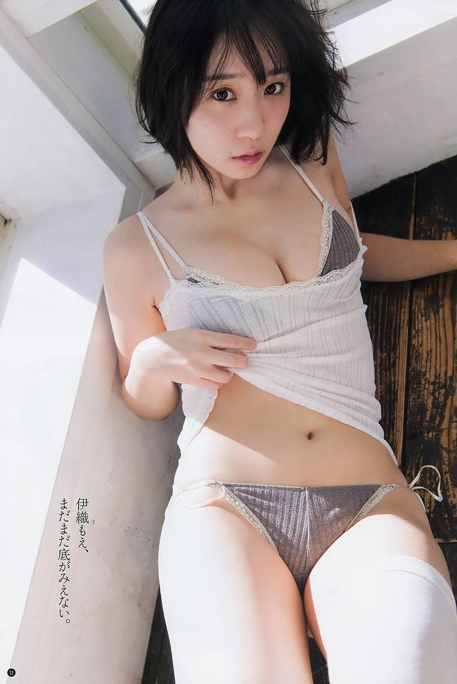 伊織もえ Hカップ グラビア (19)