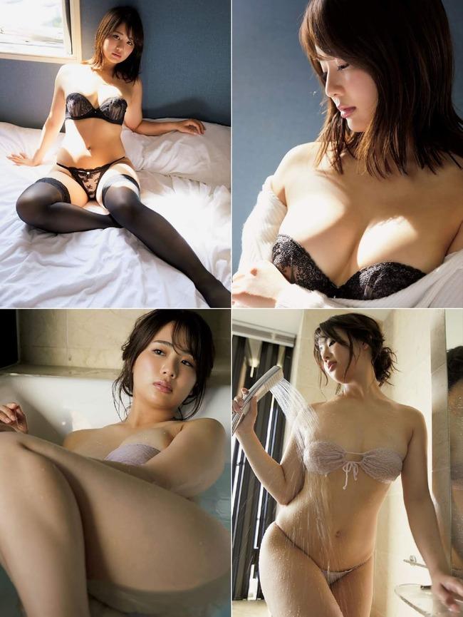 平嶋夏海 Fカップ 元アイドル (28)