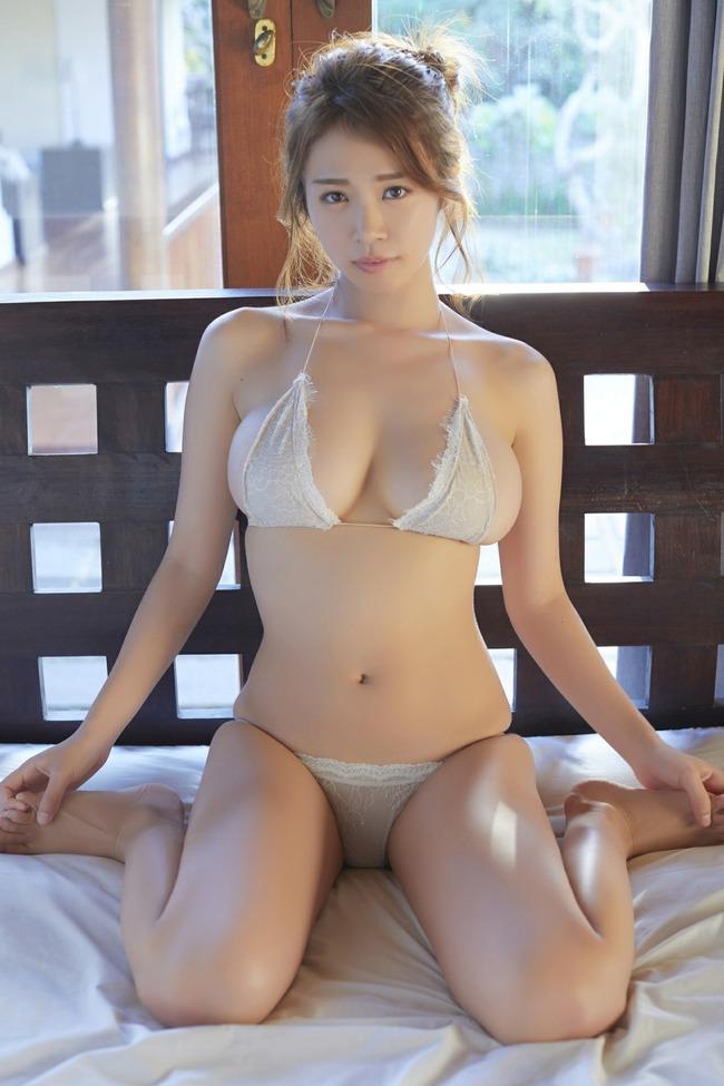 菜乃花 巨乳 グラビア (23)