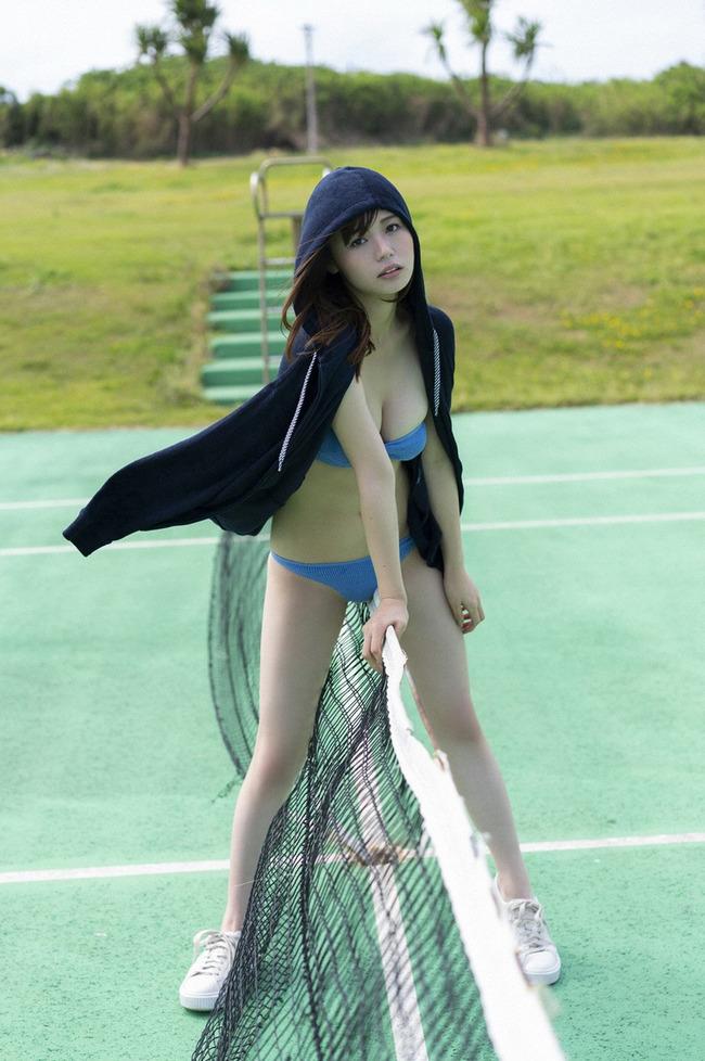 井口綾子 かわいい グラビア画像 (15)