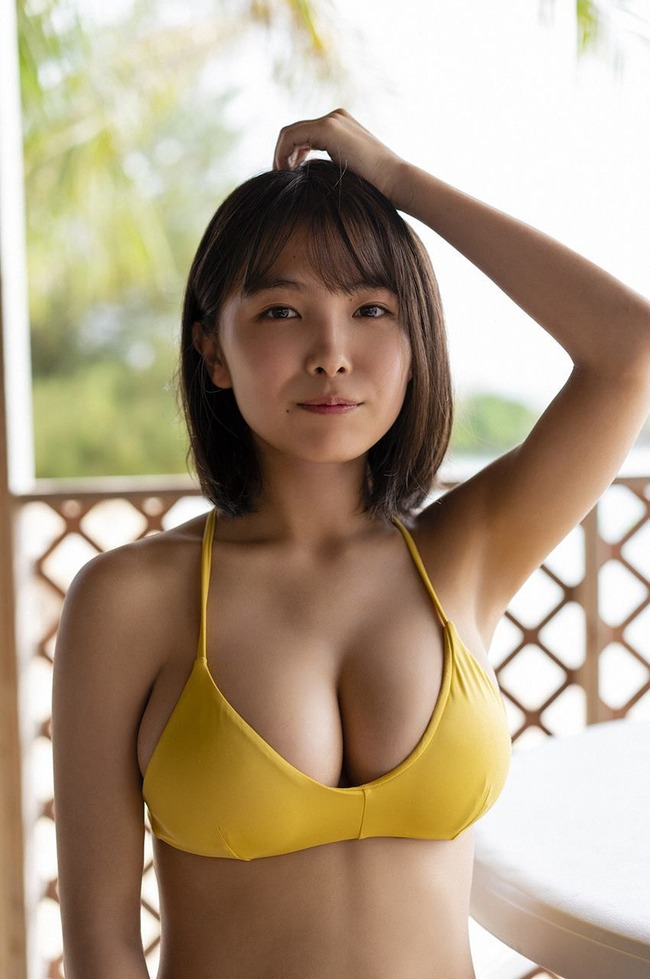 寺本莉緒 グラビア (4)