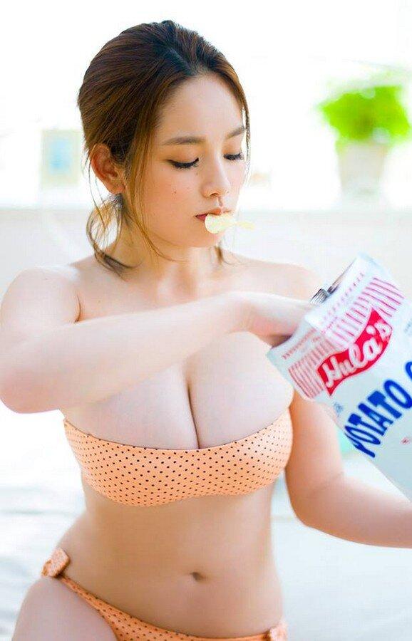 筧美和子 垂れ乳 エロい (21)