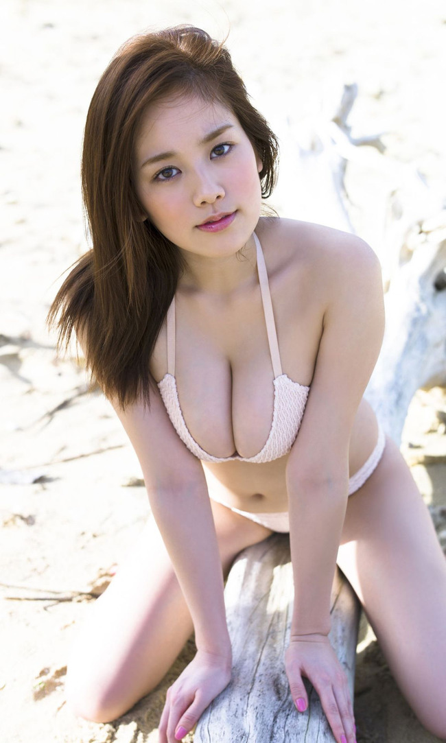 筧美和子 巨乳 グラビア (2)