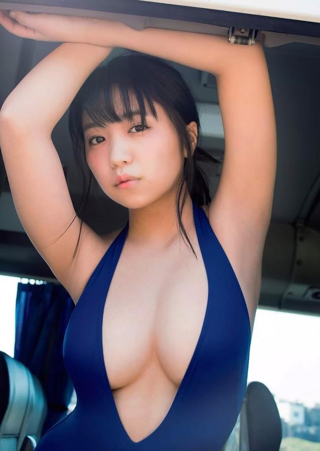 大原優乃 巨乳 グラビア画像 (13)