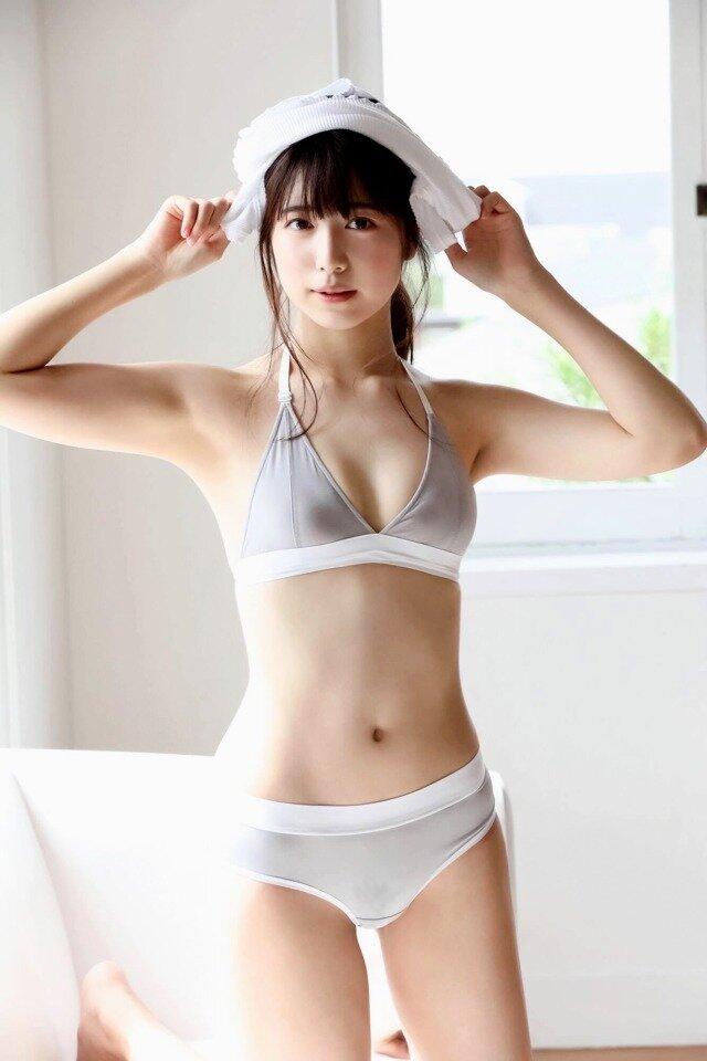 吉田莉桜 かわいい JK (13)
