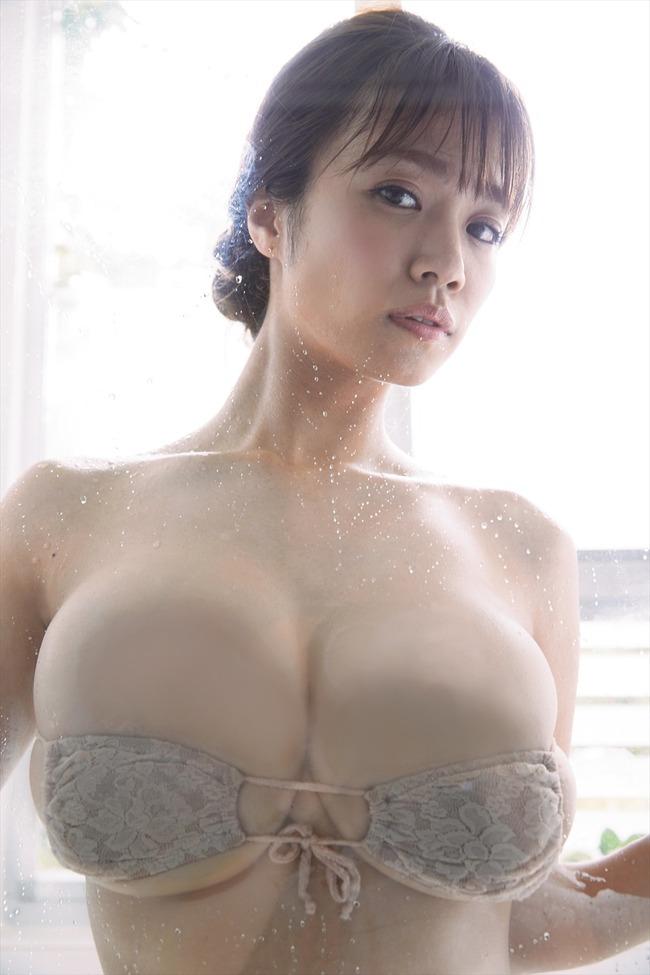 菜乃花 神乳 グラビア画像 (19)
