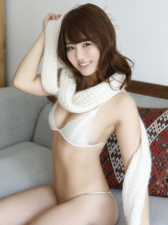 平嶋夏海 F乳 グラビア (27)