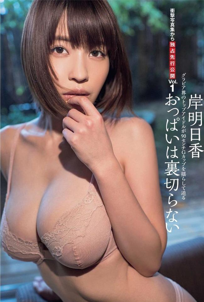 岸明日香 巨乳 エロい (21)