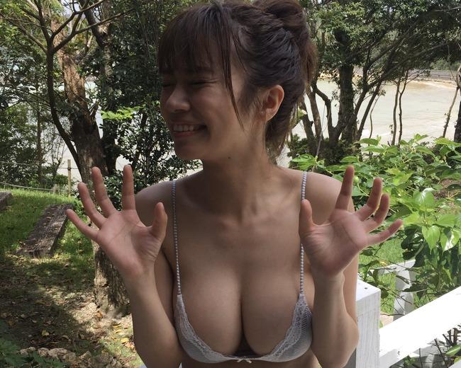 菜乃花 グラビア (4)