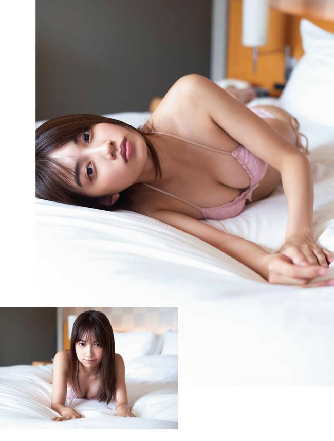 黒木ひかり 美乳 黒髪 グラビア (24)