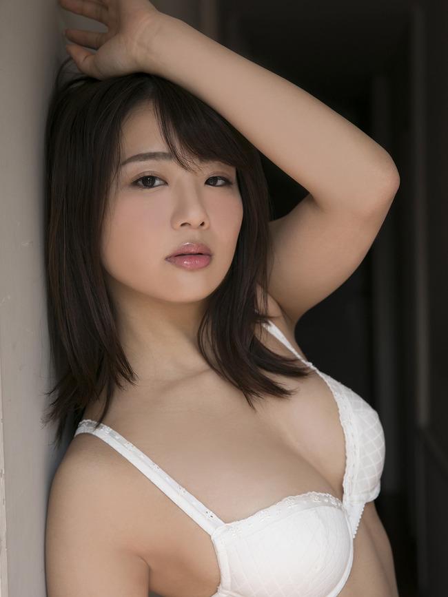 平嶋夏海 F乳 グラビア (6)