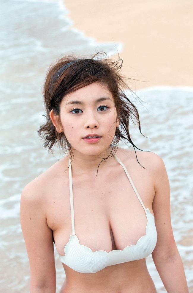 筧美和子 垂れ乳 エロい (27)
