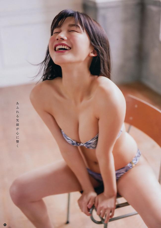 小倉優香 Gカップ グラビア (4)