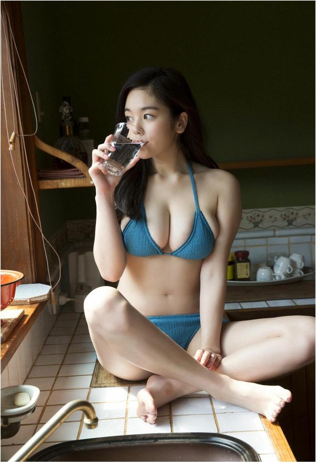 筧美和子 巨乳 グラビア (25)