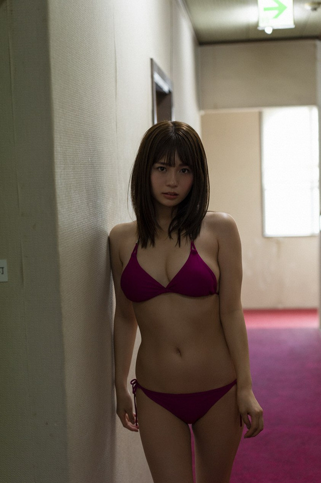 井口綾子 かわいい グラビア画像 (5)