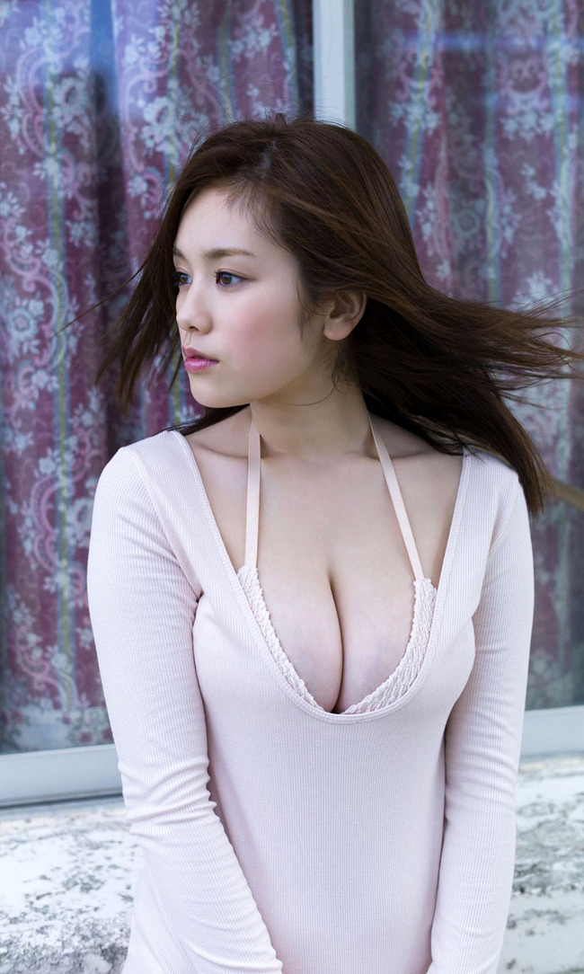 筧美和子 巨乳 グラビア (1)