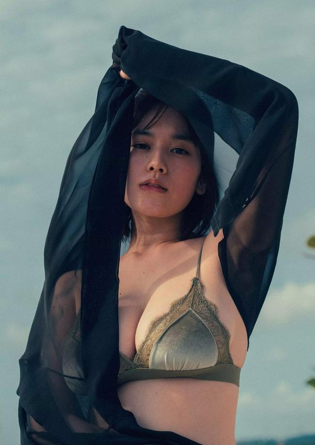 筧美和子 垂れ乳 エロい (49)