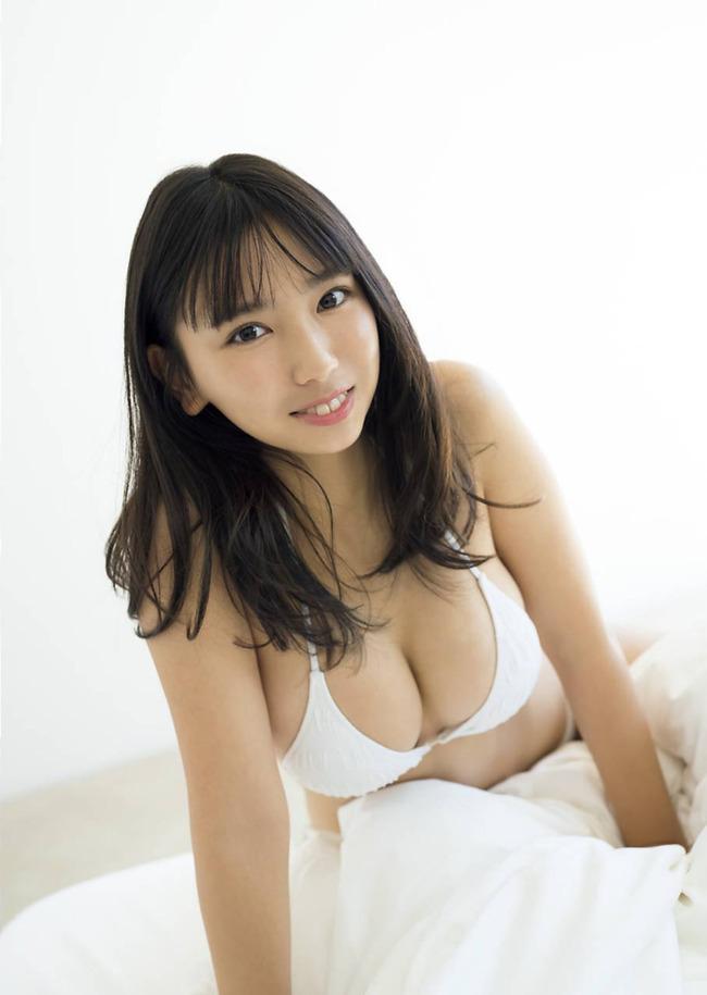 沢口愛華 巨乳 グラビア画像 (36)