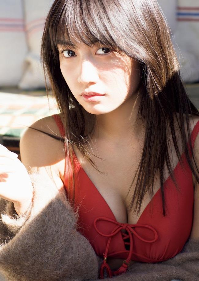 黒木ひかり 美乳 黒髪 グラビア (19)