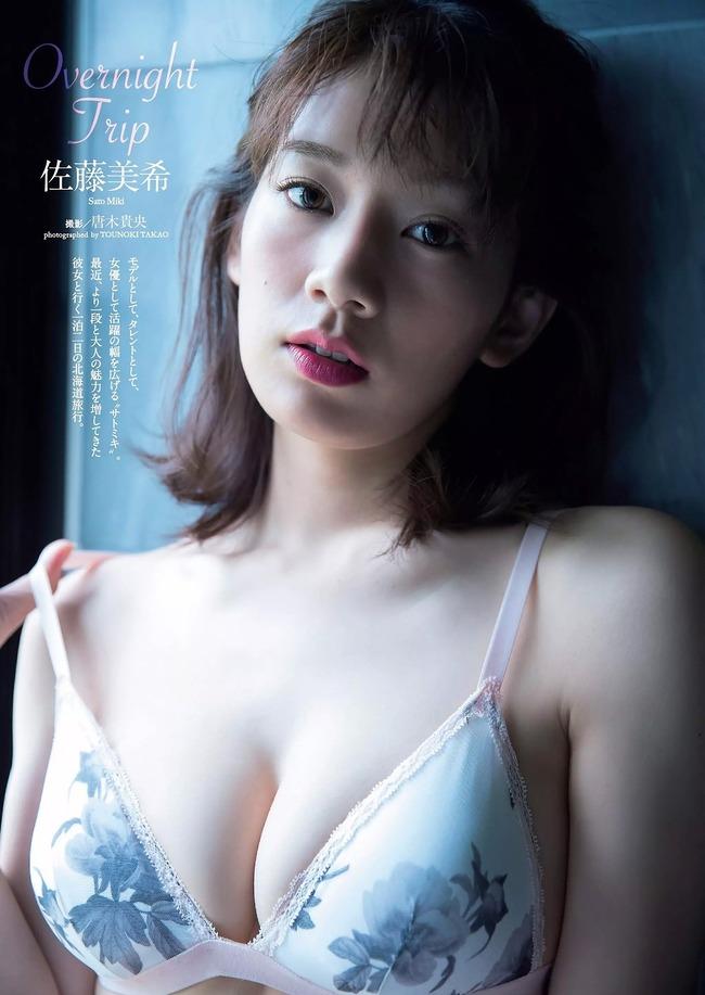 佐藤美希 美人 グラビア画像 (10)