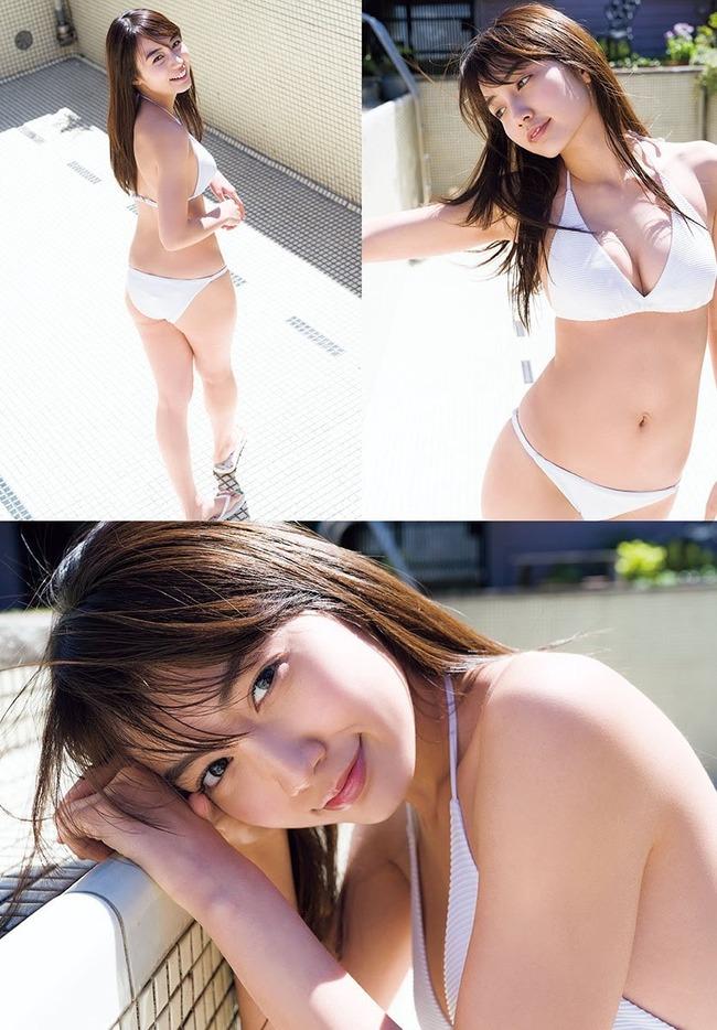 黒木ひかり 美乳 黒髪 グラビア (23)