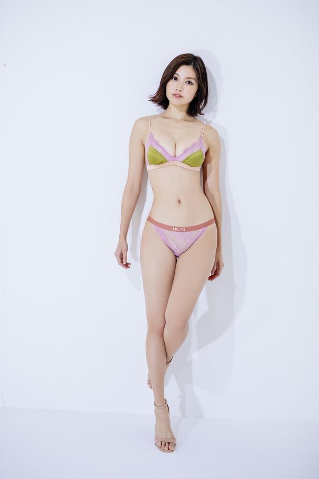 林ゆめ クビレ グラビア (15)