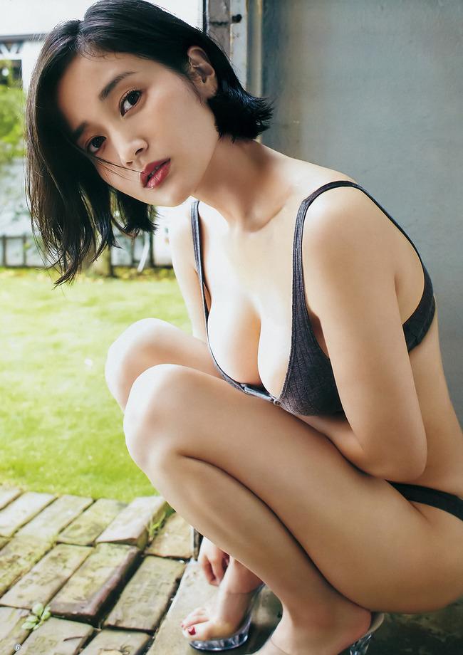 出口亜梨沙 巨乳 グラビア画像 (37)
