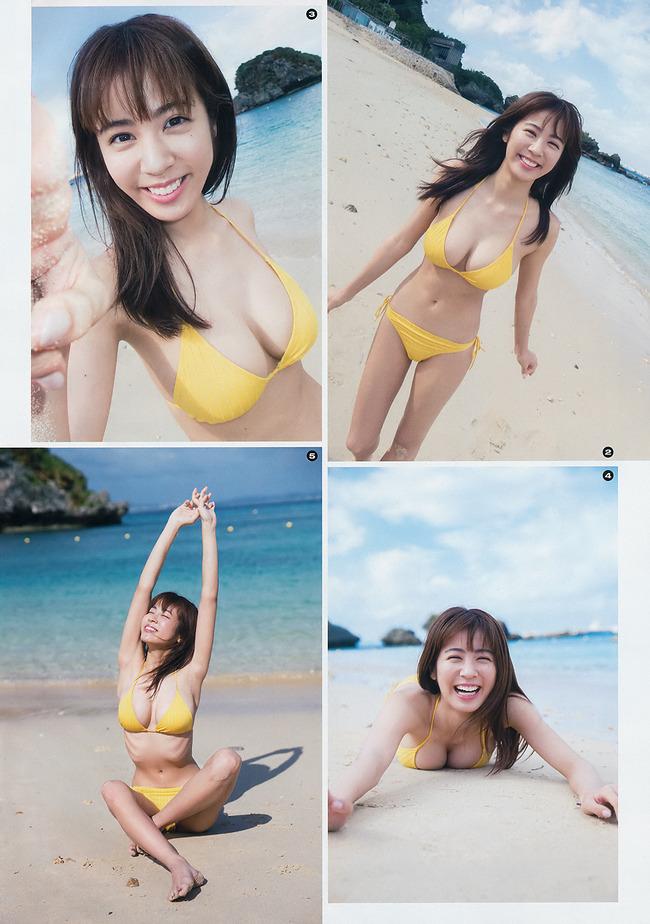 澤北るな 美人 巨乳 (28)