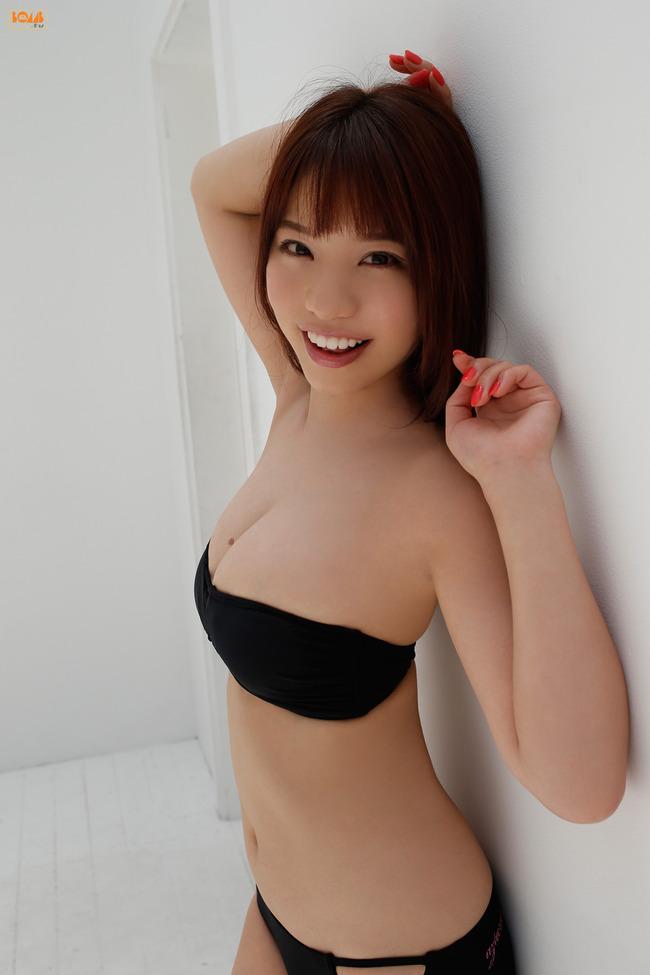 久松かおり Hカップ グラビア画像 (12)