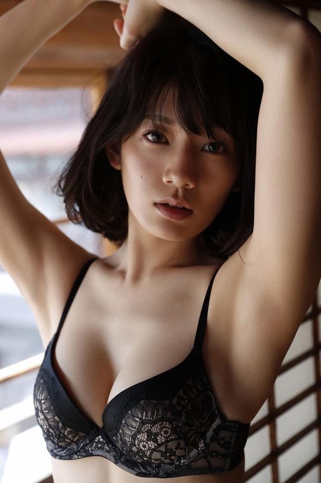 佐藤美希 巨乳 グラビア画像 (16)