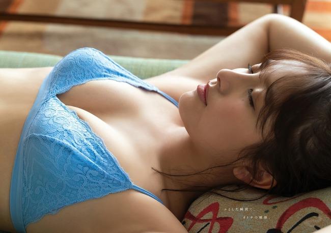 大和田南那 かわいい グラビア (5)