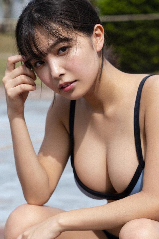 寺本莉緒 Gカップ グラビア (4)
