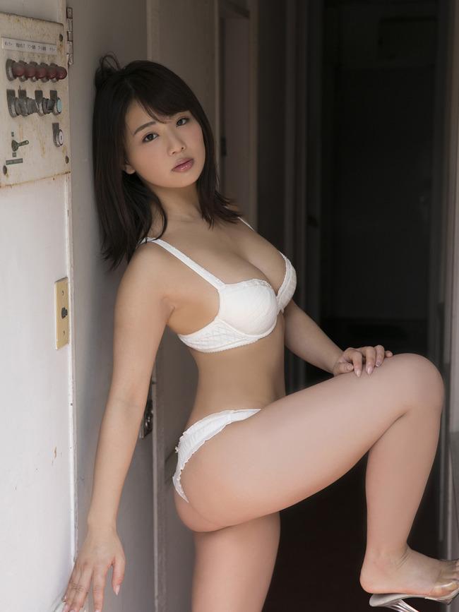 平嶋夏海 F乳 グラビア (19)