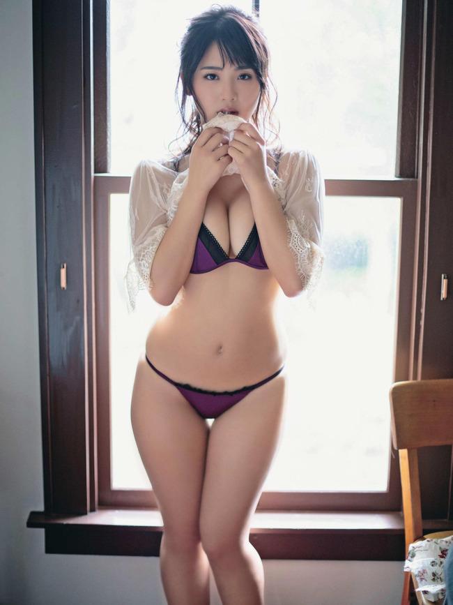 平嶋夏海 F乳 グラビア (17)