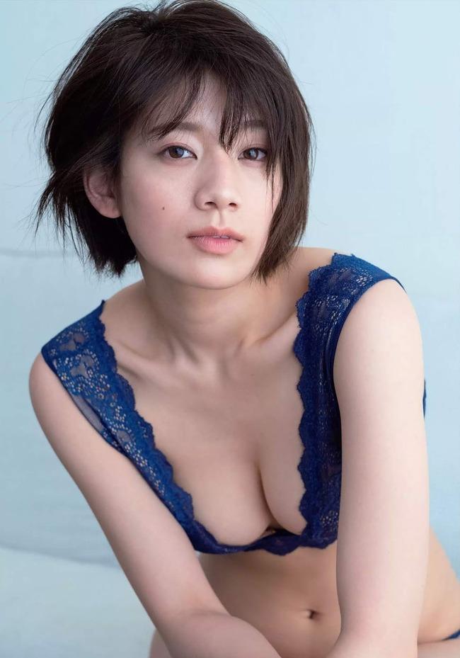 佐藤美希 巨乳 グラビア画像 (17)