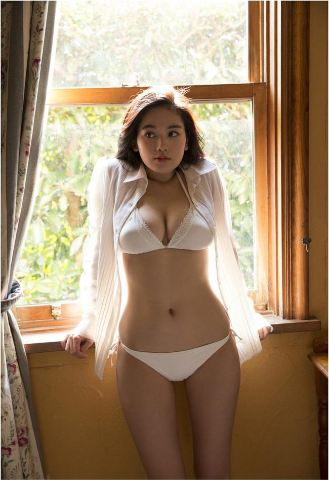 筧美和子 巨乳 グラビア (6)