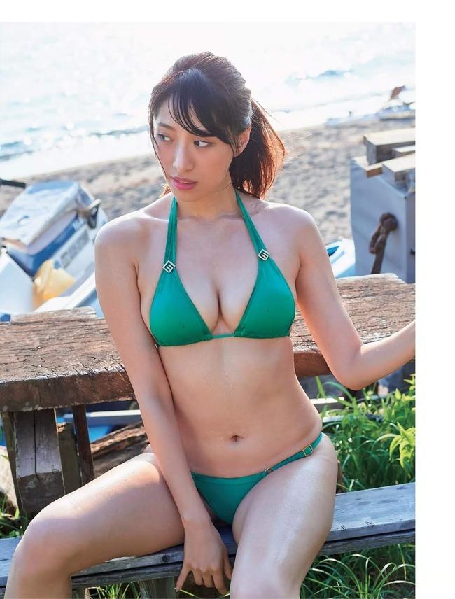 染谷有香 グラビア (28)