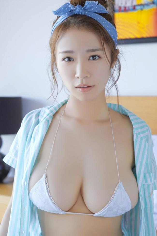 菜乃花 巨乳 グラビア (21)