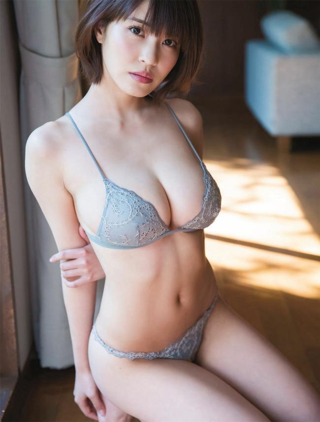 岸明日香 巨乳 エロい (17)