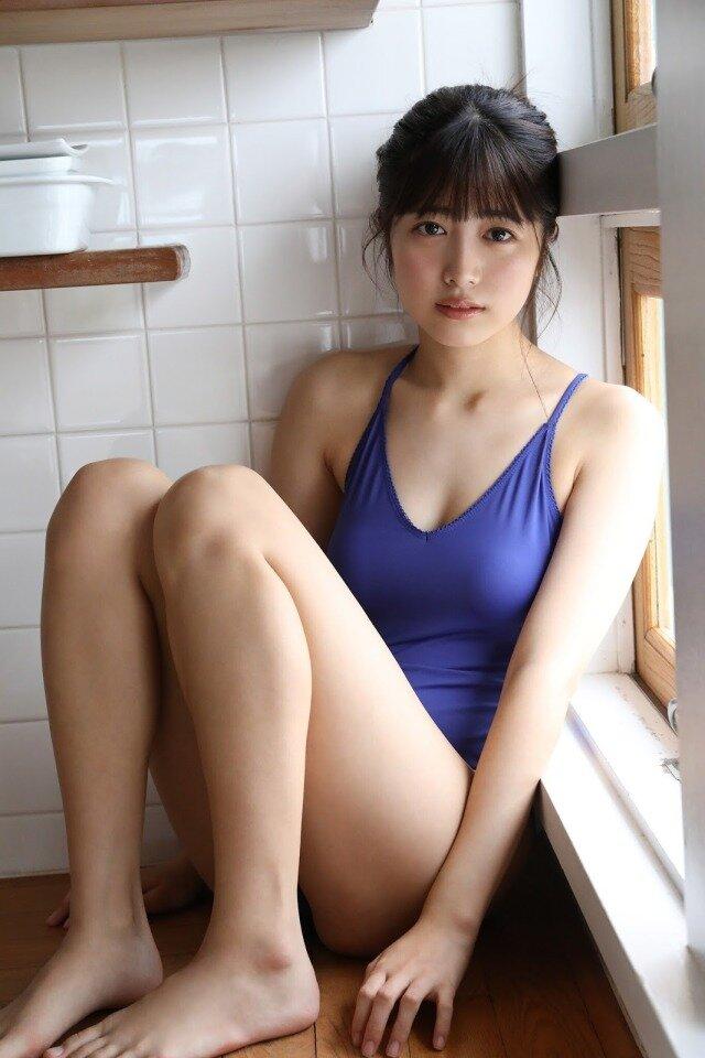 吉田莉桜 かわいい JK (8)