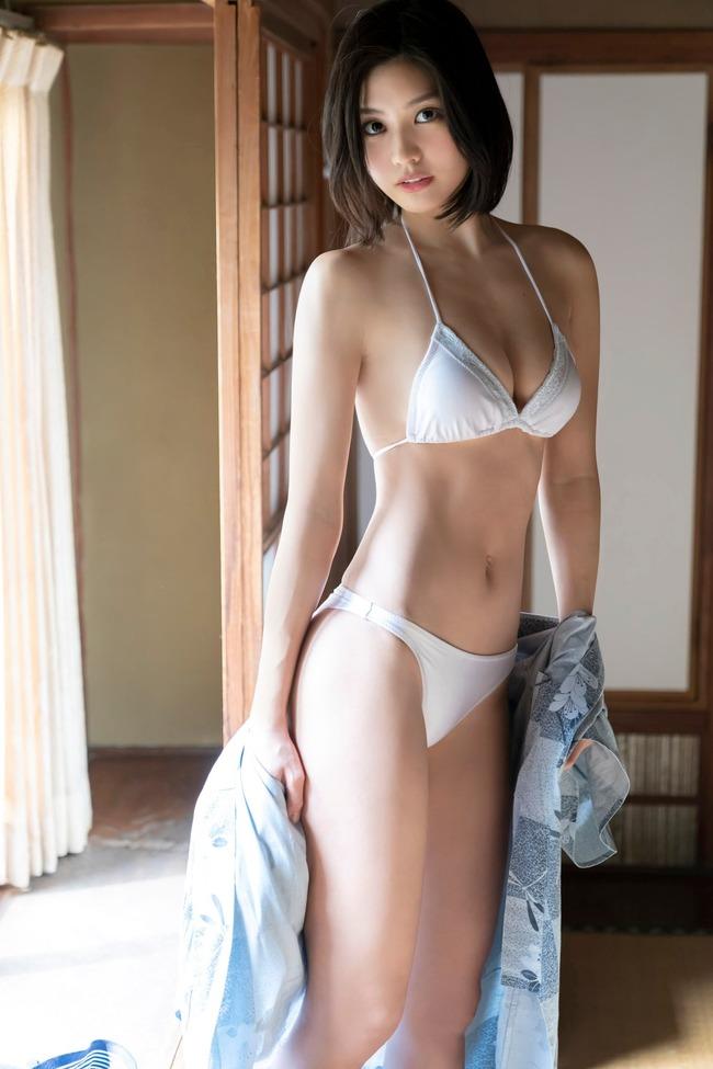 林ゆめ クビレ グラビア (22)