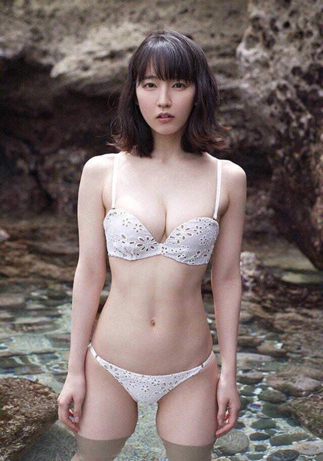 吉岡里帆 かわいい グラビア画像 (26)
