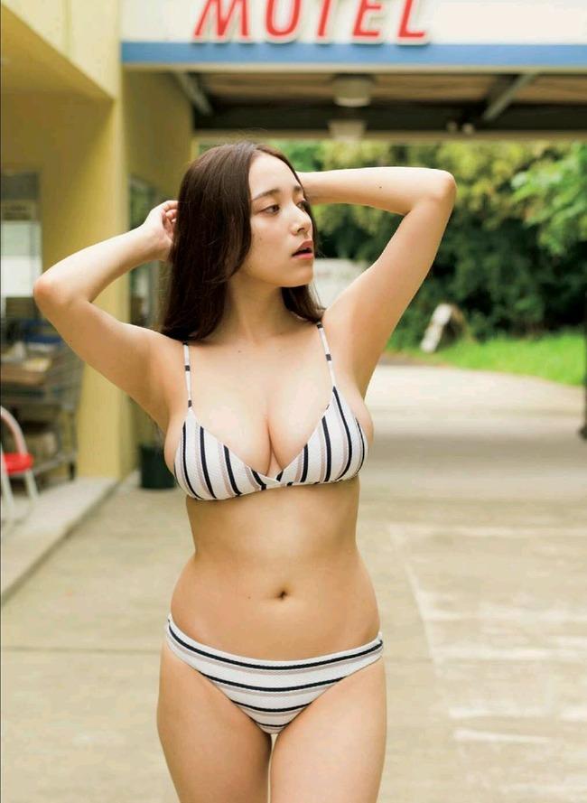 都丸紗也華 Fカップ グラビア画像 (34)