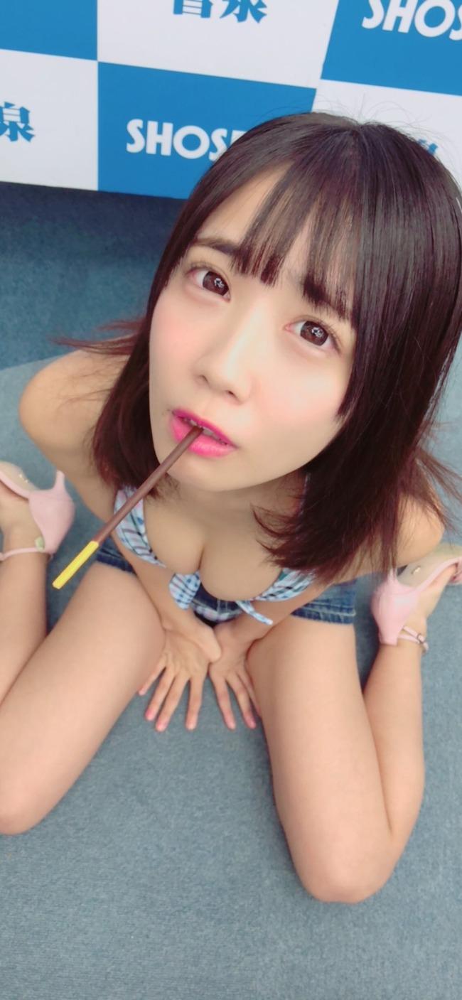 天羽希純 かわいい 適乳 (2)