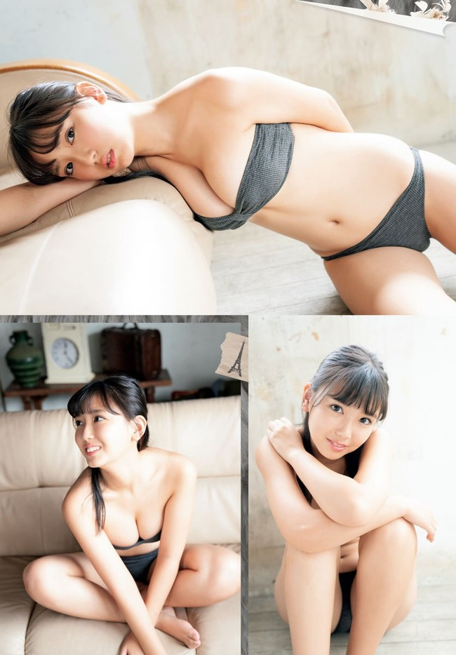 沢口愛華 巨乳 グラビア (29)
