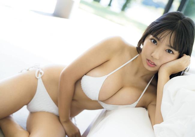沢口愛華 巨乳 グラビア画像 (26)