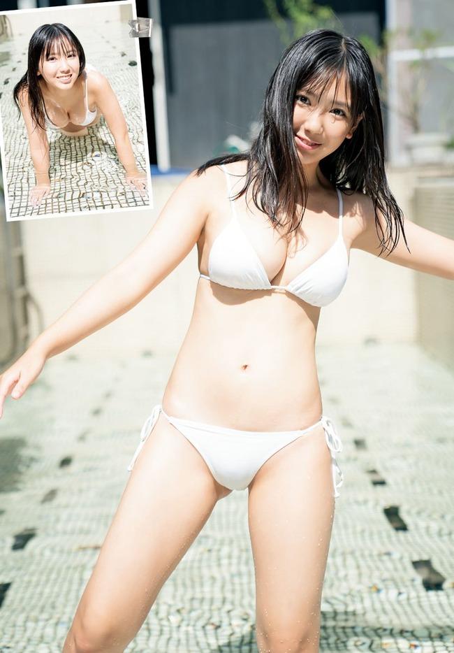 沢口愛華 巨乳 グラビア (25)