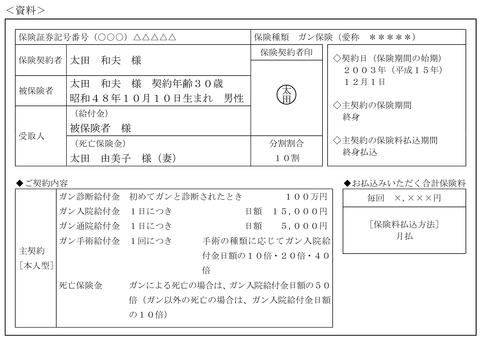 平成23年5月実技問7